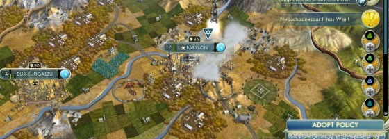 Civ 5 from 2kgames.com