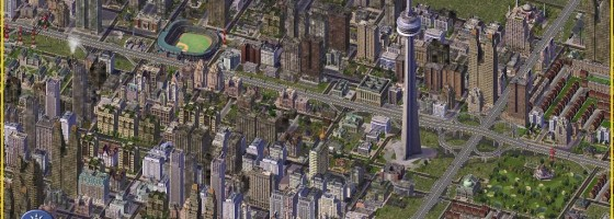Simcity 4 originally posted on impulse driven.