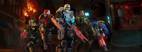 X-com: Meet the team