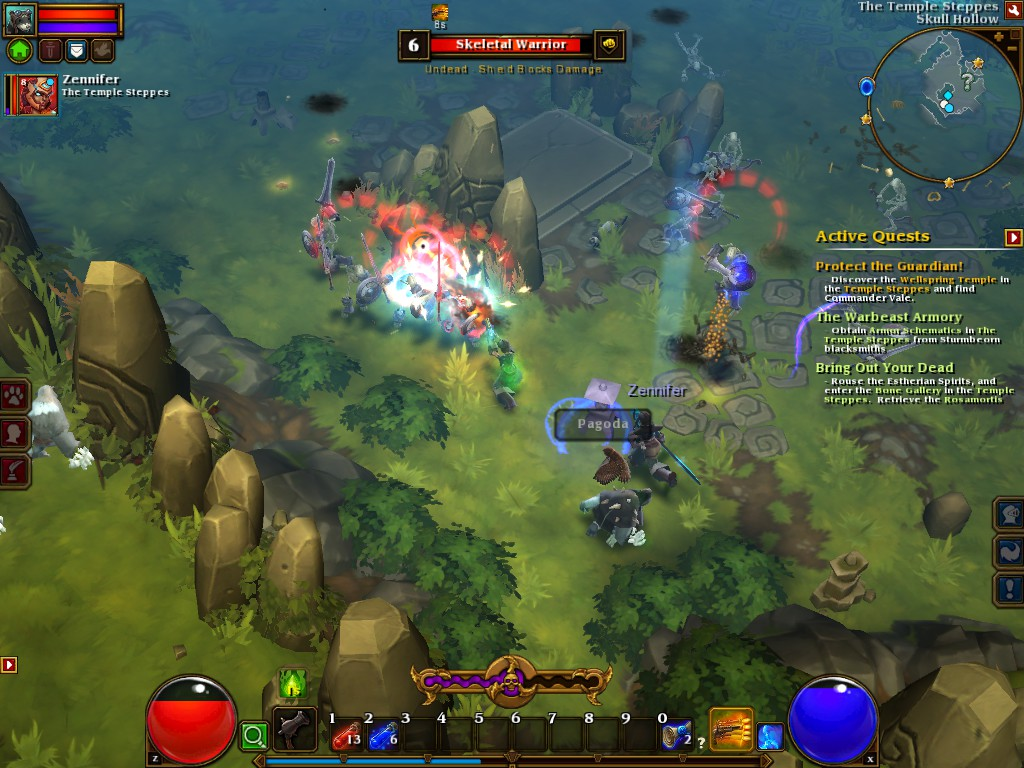 Torchlight 2 Vs Diablo 3 Arpg Fight 2012 Game Wisdom