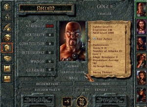 Screenshot 2 300x218 Design Encyclopedia B: Baldurs Gate
