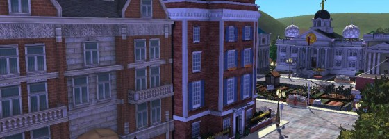 SimCitySocieties04 560x200 Of Walkers and Men(and Women): City Building by Design
