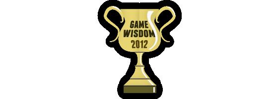 Trophy 01 Game Wisdom 2012 Awards