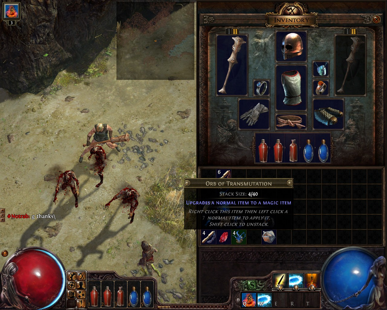 Path of exile trading system update