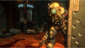 BioshockGameInformer 300x169 The One and Done Thrill of Ironman Game Design
