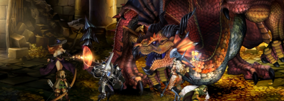 DragonCrownGameInformer 560x200 Dragons Crown and the Sexism Debate