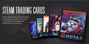 SteamTradingCards 300x151 Evolving the Game Industry: Digital Distribution