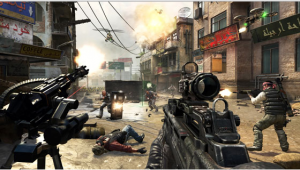 CallofDutyPolygon 300x170 Understanding the 3 Kinds of Video Game Branding