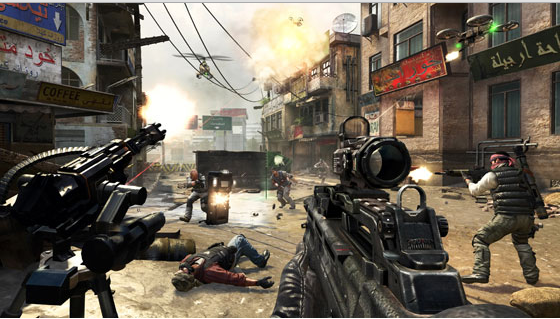 CallofDutyPolygon 560x200 4 Reasons why Multiplayer Games are Ruling the AAA  Market