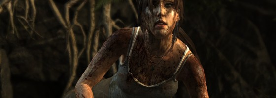 TombRaider 560x200 Defining Ludomechanical Dissonance in Game Design