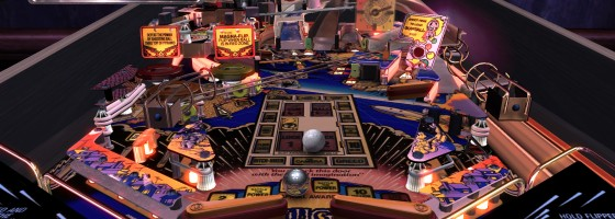 Twilight Zone 560x200 Present Day Pinball with Farsight Studios