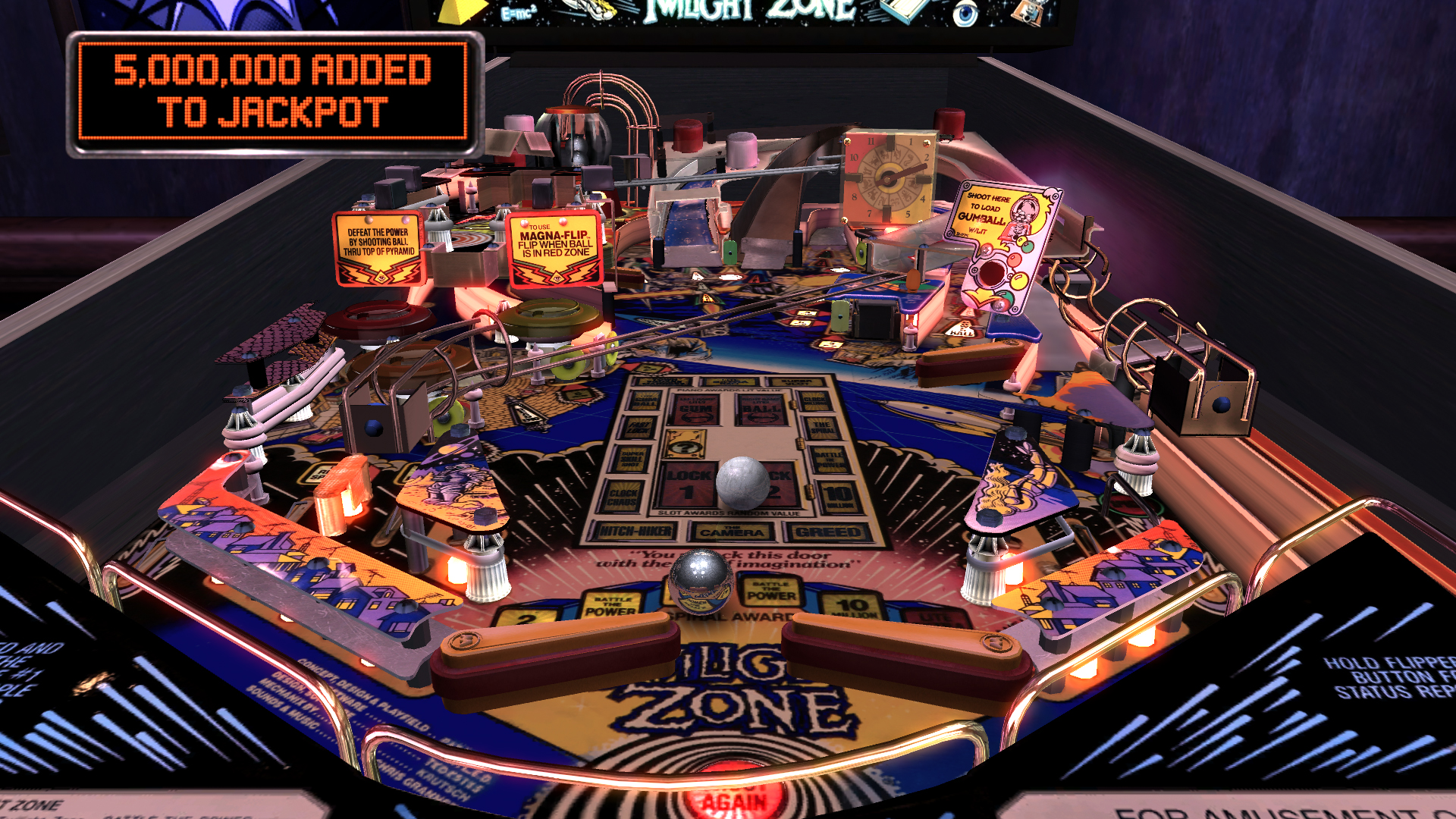 Present Day Pinball with Farsight Studios - Game Wisdom
