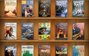 GOGshelf 300x188  Video Game Preservation vs. Piracy Part One: The Situation