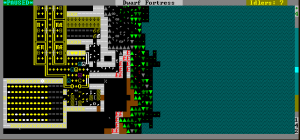 dwarffortress 300x140 How Event Driven Game Design Keeps the Player Guessing