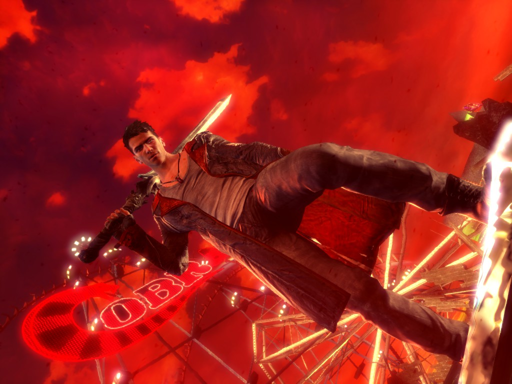 Dmc Devil May Cry  Stylishly Sadistic