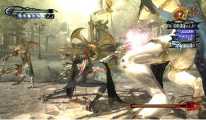 BayonettaKotaku 300x175 Three Components of Great Action Games: Defense