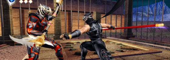 NinjagaidenblackIgn 560x200 Top of the Action Genre: Ninja Gaiden Black