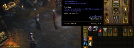 Diablo 3 560x200 Guns vs. Swords    Borderlands vs. Diablo 3 Loot Design