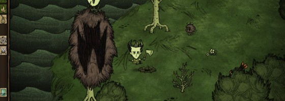 Dontstarve 2 560x200 Dont Starve Reign of Giants   The Hills Are Angry