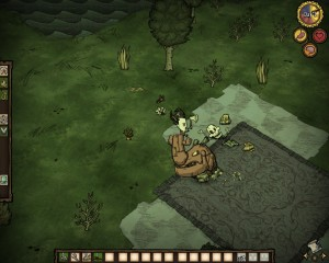 Dontstarve 4 300x240 Dont Starve Reign of Giants   The Hills Are Angry