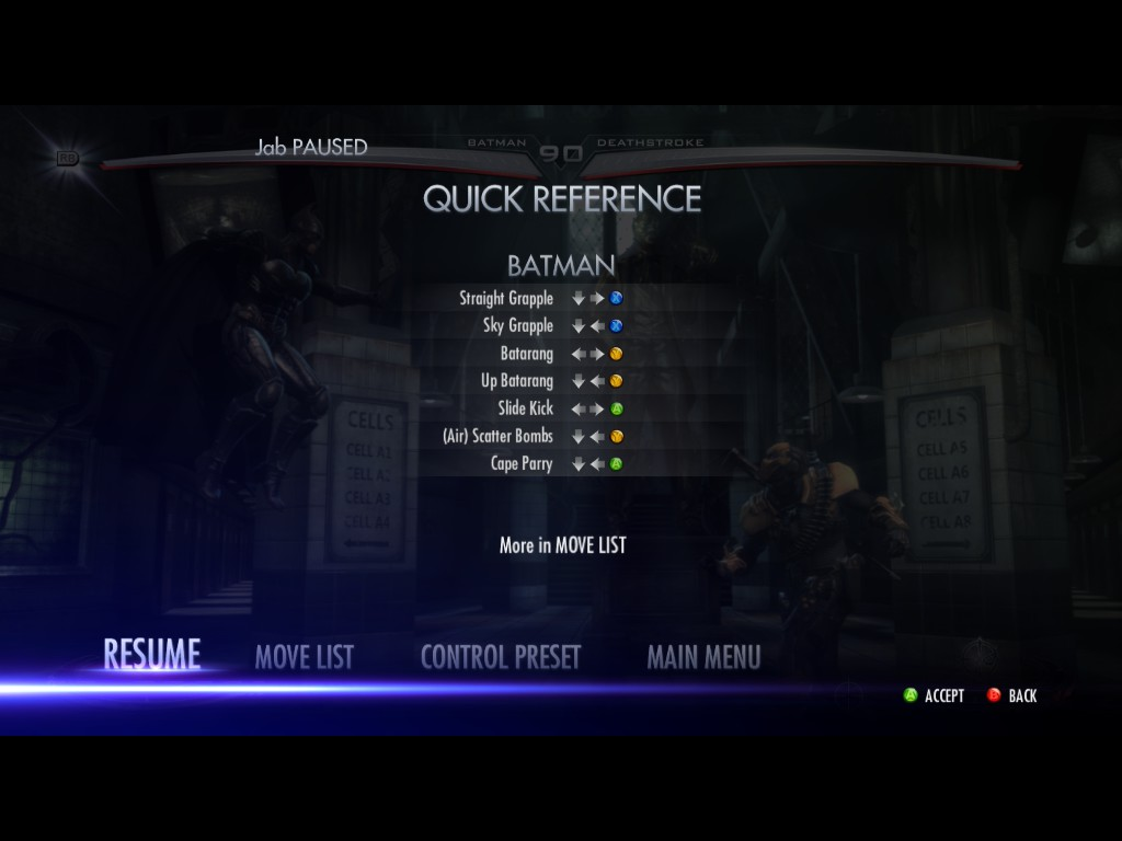 Injustice multiplayer matchmaking