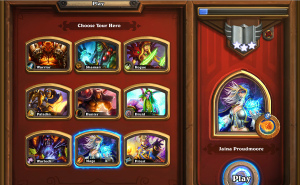 Hearthstone3 300x185 Hearthstone Heroes Of Warcraft: Stacking The Deck