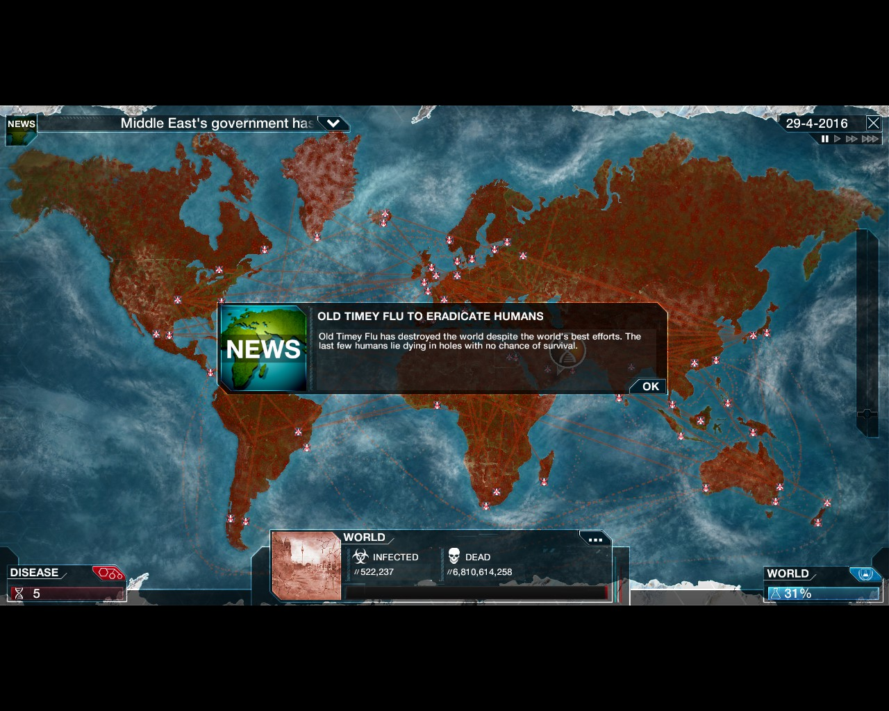 plague inc flash game