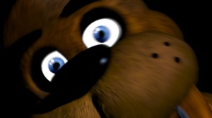 Five Nights at Freddys 4 300x168 A Lack of Fright: Examining Jump Scare Horror Game Design