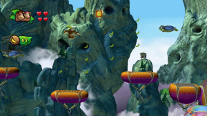 DKCTropicalFreeze2GameInformer 300x168 Donkey Kong Country Tropical Freeze:  Hot Platformer