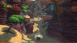 DKCTropicalFreezeEurogamer 300x169 Donkey Kong Country Tropical Freeze:  Hot Platformer