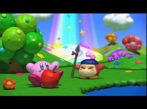 KirbyRainbowCurseYoutube 300x223 Kirby and the Rainbow Curse: Molded Experience