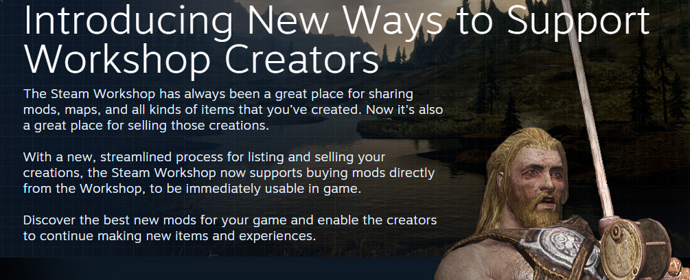how to get mods from steam workshop