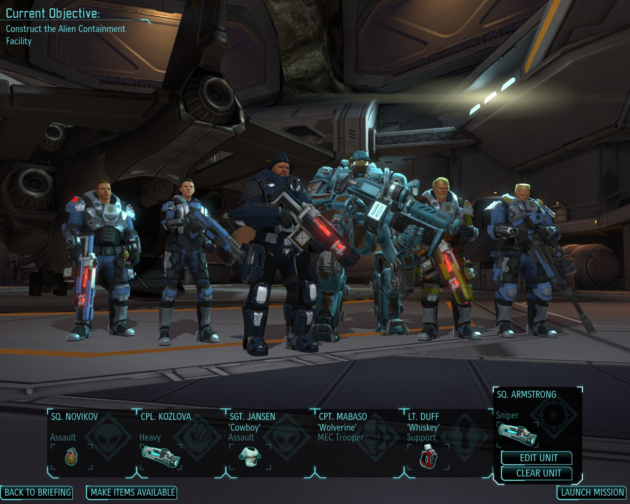 gamasutra: josh bycer's blog - celebrating xcom enemy unknown's design
