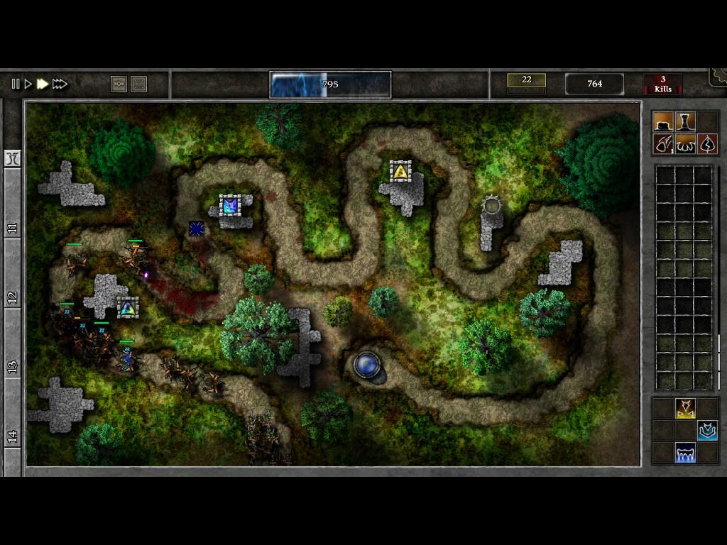 gemcraft chasing shadows enchanting game wisdom