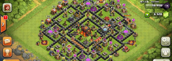ClashofClansForbes 560x200 3 Reasons Why Mobile is not the Future of Game Development
