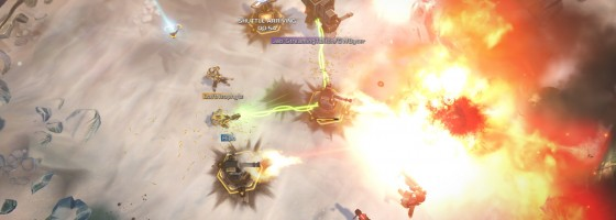 Helldivers 2 560x200 The Challenges of Cooperative Game Design