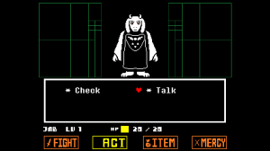 Undertale 4 300x168 The Transparency of Game Development