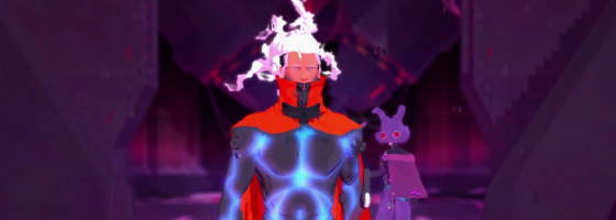 Furi 5 560x200 The Future Fighting of Furi and Action Game Design