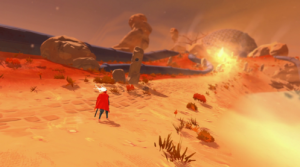 Furi1 300x167 The Future Fighting of Furi and Action Game Design