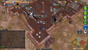 Albion Online Tavern 300x171 The Challenges of Cross Platform Support with Albion Online