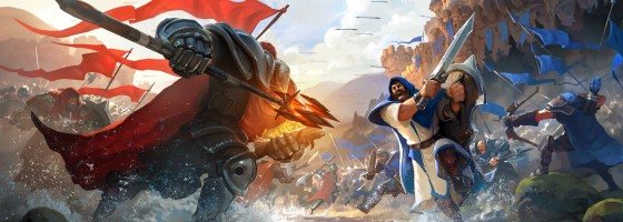 Albion Online Theme 560x200 The Challenges of Cross Platform Support with Albion Online