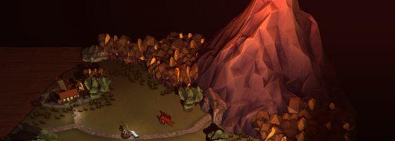 The Warlock of Firetop Mountain 3 560x200 The Warlock of Firetop Mountain Review: Jumping off the Page