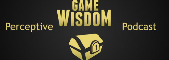 Game Wisdom Podcast Promo 560x200 TableTop Design with Sandy Petersen