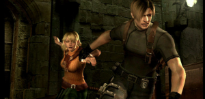 Resident Evil 4 Hyped Gamer 300x145 Can we Fix Escort Mission Game Design?