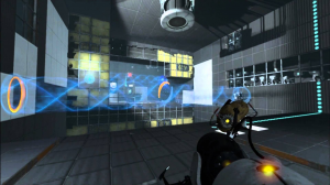 Portal 2 YouTube 300x168 How Mechanics Dictate Video Game Pacing
