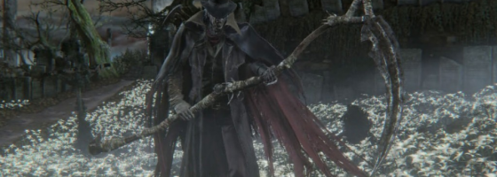 Bloodborne Gosun Noob 560x200 The Evolution of Boss Fights in Video Games