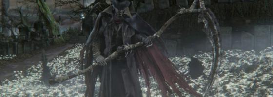 Bloodborne Gosun Noob