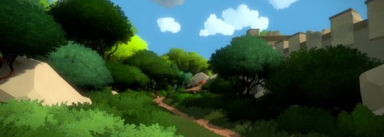 The Witness 3 560x200 The Essential Elements of Video Game Tutorials