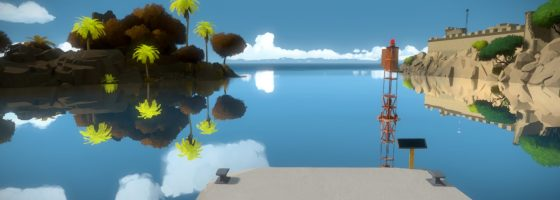 The Witness 8 560x200 How the Witness Stretches (and Snaps) Puzzle Design