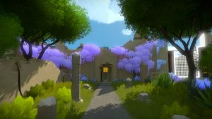 The Witness 9 300x169 How the Witness Stretches (and Snaps) Puzzle Design